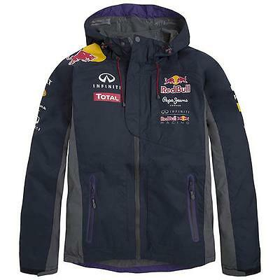 INFINITI RED BULL F1  TEAM REPLICA RAIN JACKET 2015-FORMULA 1 GIFT-RRP.£139.95