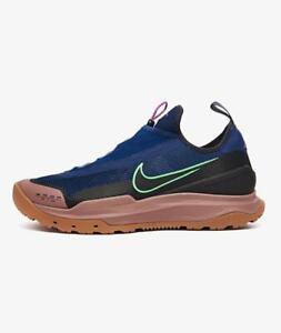 Nike-ACG-ACG-Zoom-Air-AO-034-VUOTO-BLU-NERO-034-Uomo-Scarpe-da-ginnastica-LIMITED-STOCK-tutte-le