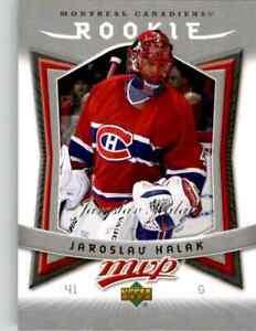2007-08-Upper-Deck-MVP-Jaroslav-Halak-Rookie-311