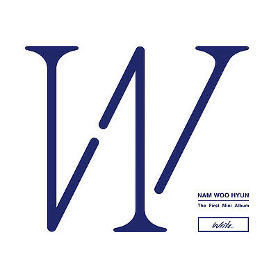 NAM WOO HYUN INFINITE - Write.. (1st Mini Album) CD+Photocard+Poster K-POP KPOP