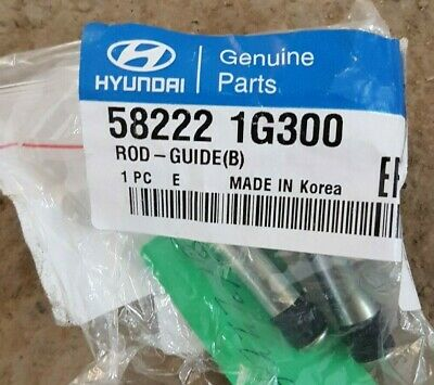 Genuine Hyundai 58222-1G300 Wheel Brake Guide Rod