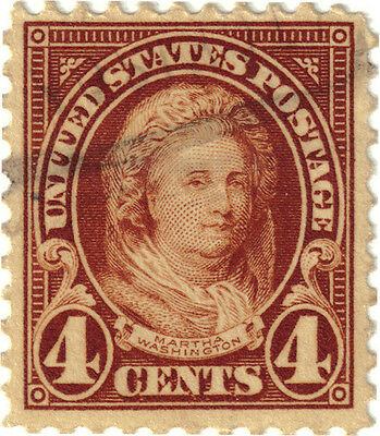 (USA95) 1922 4c Martha Washington SG637