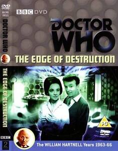 Doctor-Who-The-edge-of-destruction-Special-Edition-VGC-CONDITION-Dr-Who