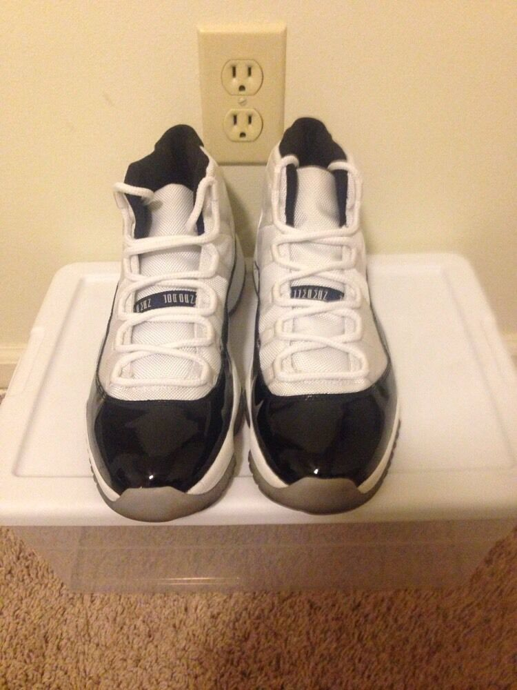 New men's Jordan Concord Shoe Size 11.5 DEADSTOCK