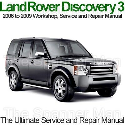 Land Rover Discovery 3 L319 Workshop Service Repair Manual 2004 TO 2009 Wiring