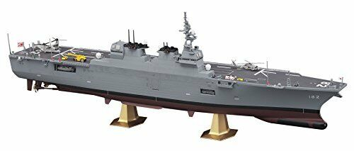 HASEGAWA 40099 JMSDF HELICOPTER DESTROYER ISE 1 450 SCALE KIT