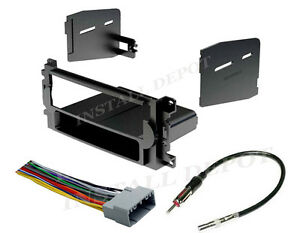 details about 04 10 complete car stereo radio installation trim kit cd player wiring harness image is loading 04 10 complete car stereo radio installation trim