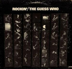 NEW-CD-Album-The-Guess-Who-Rockin-039-Mini-LP-Style-Card-Case