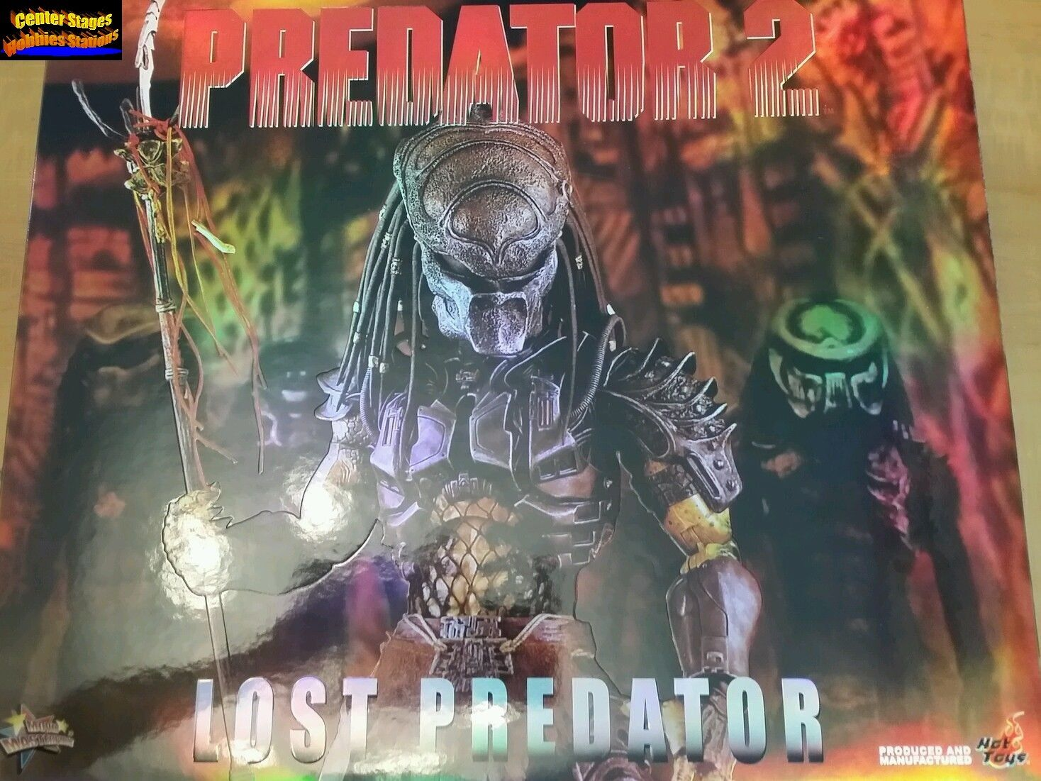 Hot Toys PROTator 2 Lost PROTator 1/6th Scale Collectible Figure