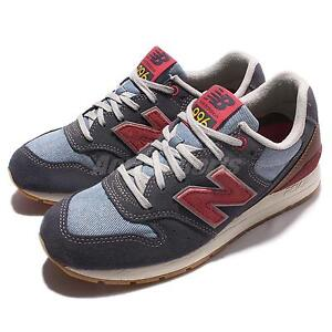 best website 05b45 5f0de Details about New Balance MRL996NF D REVLite Navy Brown Red Men Running  Shoe Sneaker MRL996NFD