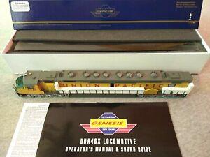 Athearn Genesis HO 6946 Union Pacific DDA40X Diesel w/ Tsunami Sound G69558~TSWB