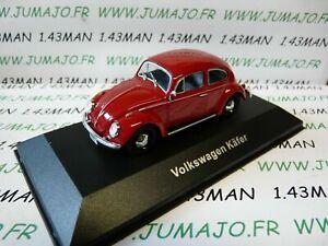 DDR4N-voiture-RDA-1-43-test-Allemagne-VOLKSWAGEN-Kafer