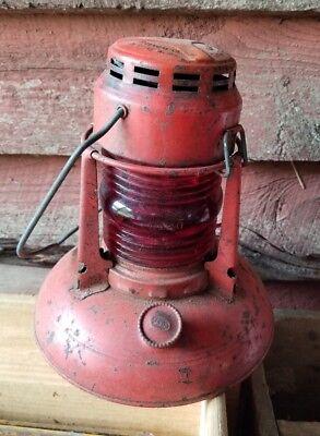 Dietz No  40 Traffic Guard Red Lantern Authentic Genuine