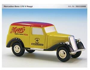 Schuco-Piccolo-mercedes-170-V-maggi-AG-50152008