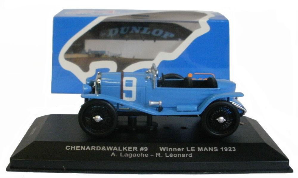IXO lm1923 CHENARD & Walker  9 Le Uomo winner 1923-Scala 1 43