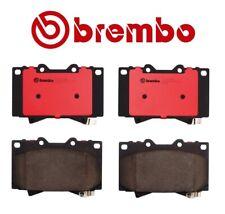 Bremsbelagsatz Bremsbeläge Bremsklötze Bremssteine Scheibenbremse BREMBO
