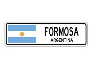 Formosa Map, Province of Formosa, Argentina |Argentina Formosa City