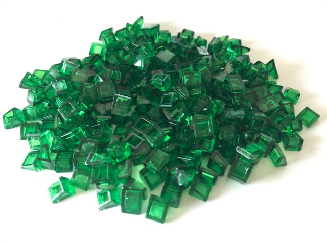 NEW!!! 54200 Lego Olive Green Slope 1x1 20 pieces