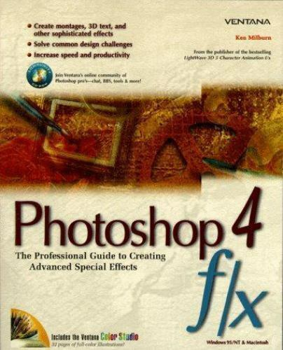 Photoshop 4 F/X by Ken Milburn