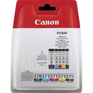CANON-Original-PGI-570-CLI-571-PGBK-C-M-Y-BK-Multi-BL-W-O-sec