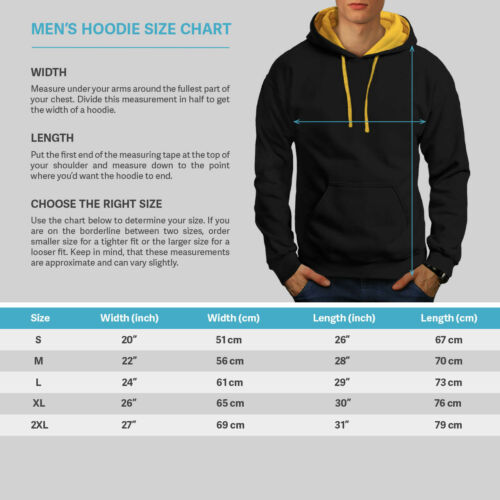 Pussy Magnet Cool Funny Men Contrast Hoodie NEWWellcoda