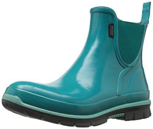 Bogs Damenschuhe Amanda Slip Rain Boot- Pick SZ/Farbe.