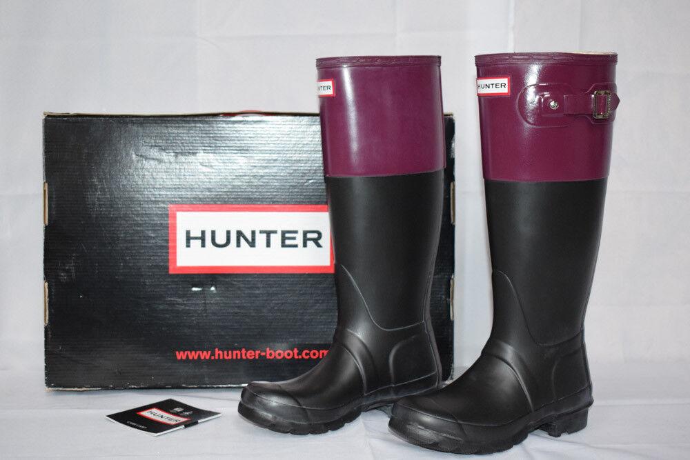 Hunter Original Wellingtons Wellies 3 Winter Rain Stiefel UK 3 Wellies - Damenschuhe - New Boxed 401d77