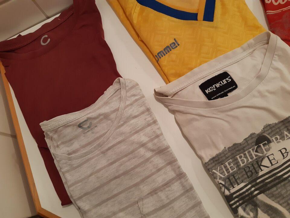 Diverse herre/drenge/teenage tøj str. M/L. God...