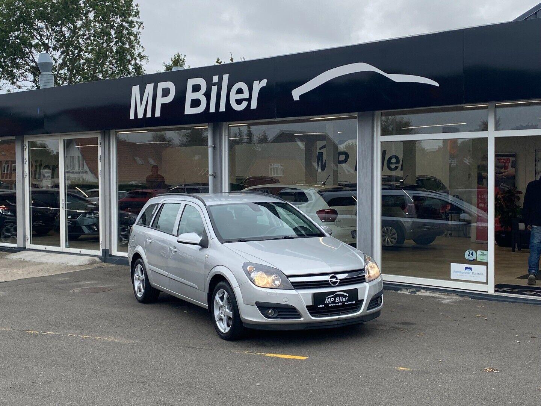 Opel Astra 1,9 CDTi 100 Enjoy Wagon