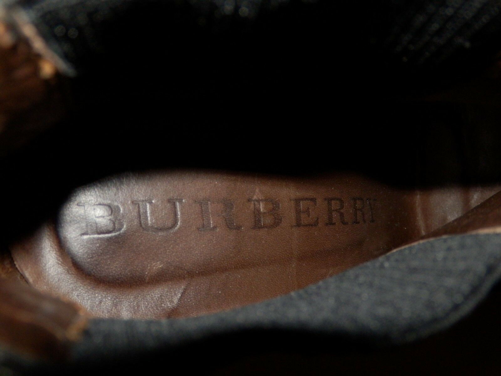 BURBERRY - LOW BOOTS - shoes - POINTURE POINTURE POINTURE 36 1 2 - GENUINE 827928