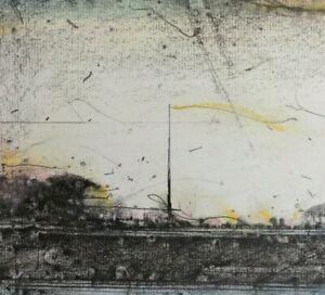 Sascha-JURITZ-1939-2003-Farblithographie-ca-1970-GEGEND-No-498-SUDWEST
