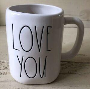 Rae-Dunn-Artisan-2019-Mug-LOVE-YOU-New-HTF-ALWAYS-LOW-Shipping
