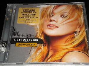 Breakaway-Kelly-Clarkson-CD-Album-12-Tracks-2005