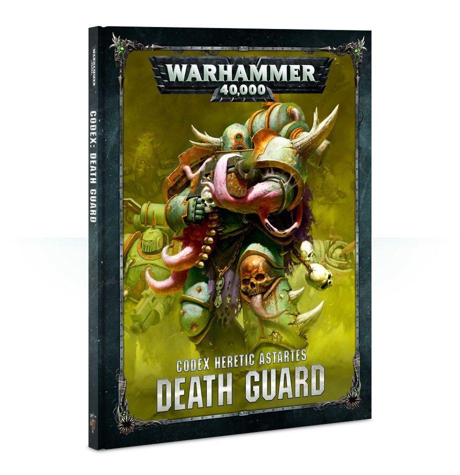 per offrirti un piacevole shopping online Death Guardia Guardia Guardia Codex (Tedesco) giocos Officina Warhammer 40.000 40k  ottima selezione e consegna rapida