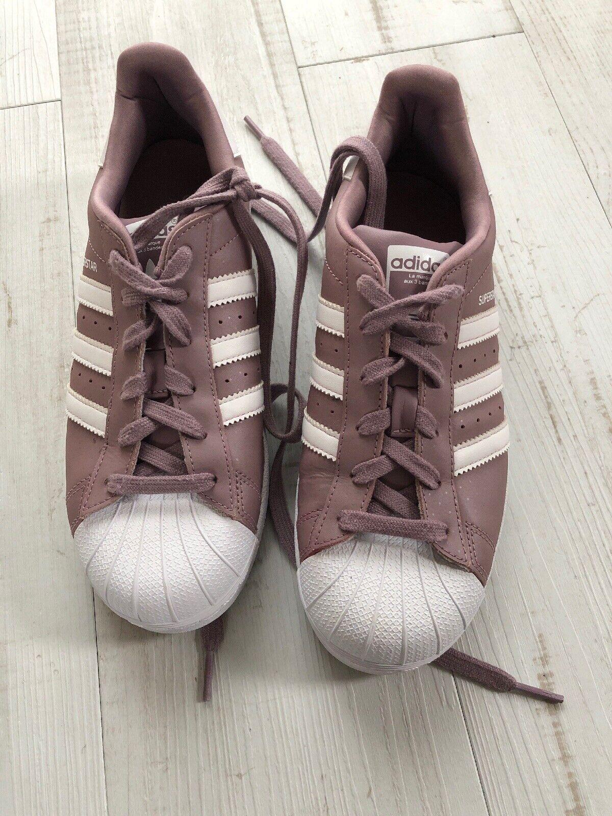 Adidas 5,5 Gr. lila 3 2 38 Gr. superstar adac5uymz34673
