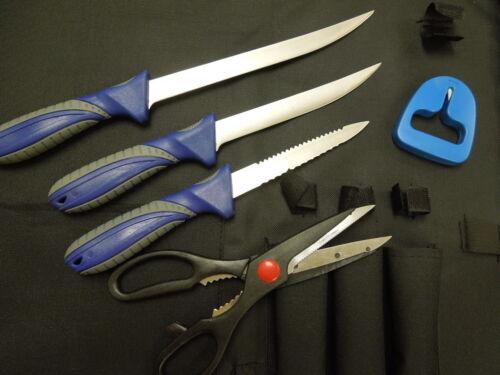 Poisson Nettoyage /& Bait Gréement Angler/'s Kit