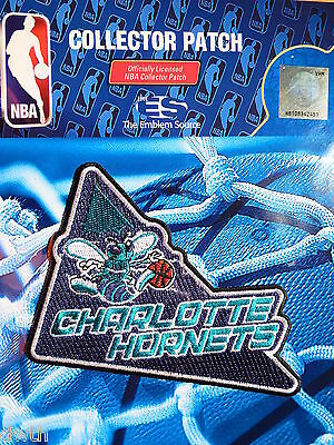 """Official Licensed Nba Charlotte Hornets """"blaze"""" Fan Iron Or Sew On Patch To Be Distributed All Over The World Basketball"""