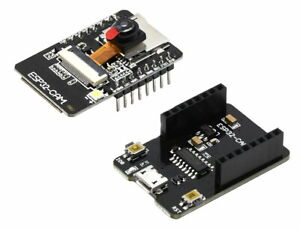 Starterset HK-ESP32-CAM-MB | ESP32-CAM + OV2640 Kamera + CH340G USB2Serial