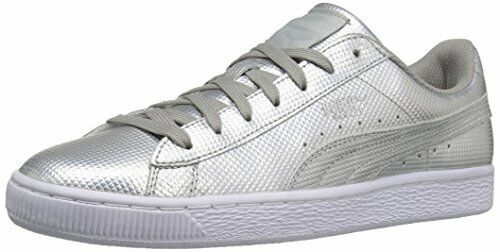 PUMA 36286002 homme Basket Classic Holographic Fashion Sneaker- Choose SZ/Color.
