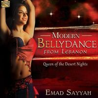 Emad Sayyah - Modern Bellydance From Lebanon: Queen Of The Desert Nights [new Cd on Sale