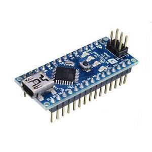 1PCS Nano V3.0 Mini USB ATmega328 5V 16M 100/% ORIGINAL FTDI FT232RL For Arduino