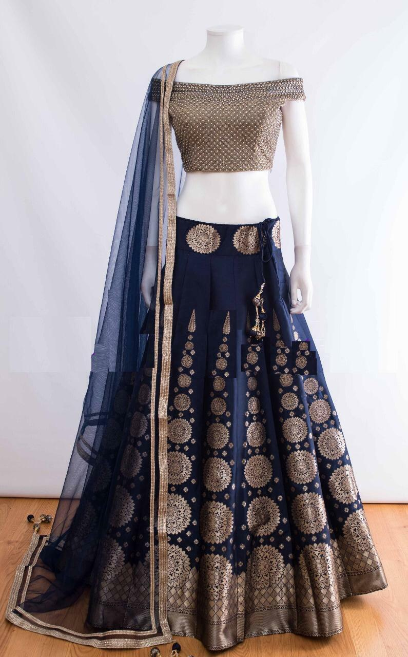 Party Lehenga Indian Wear Festival Bridal Wedding Designer Ethnic Lengha Choli