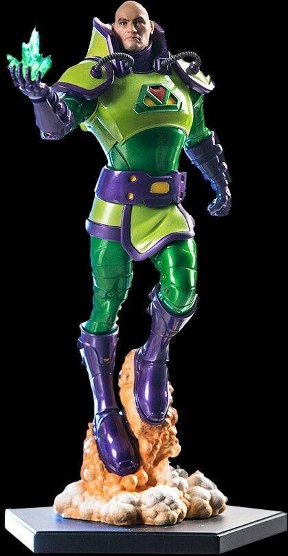 Iron Studios- Lex Luthor - DC 1 10 skala