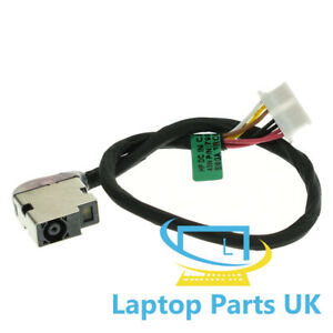 DC-Jack-Power-Cable-for-Hp-15-bs046na-15-bs043na-15-bs506na-Wire-Socket