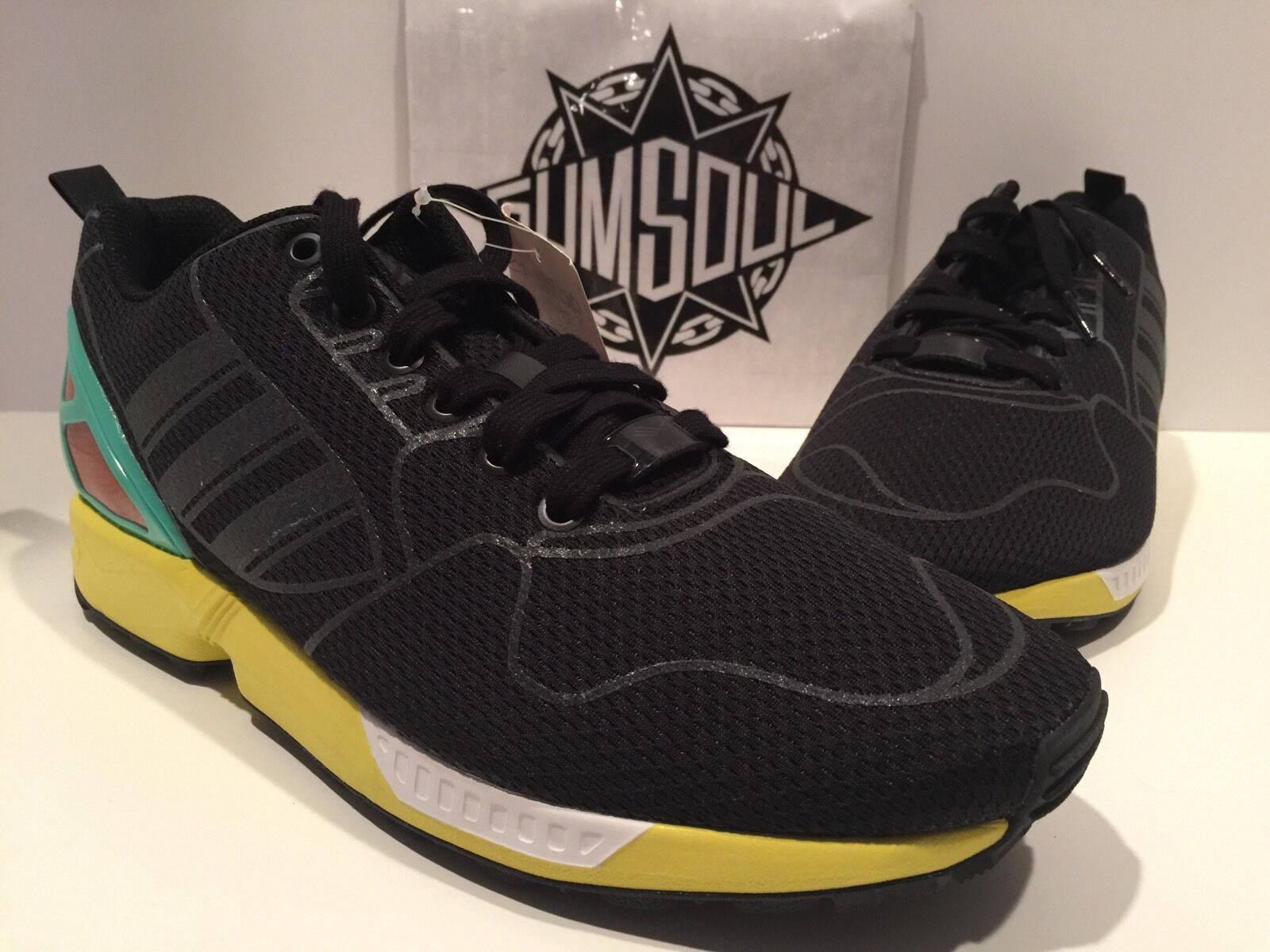 ADIDAS ORIGINALS ZX FLUX COMMUTER PACK 3M LIMITED TO 333 PAIRS B24619