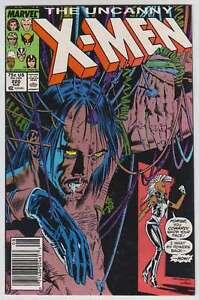L5958-Uncanny-X-Men-220-Vol-1-MB-NM-Estado