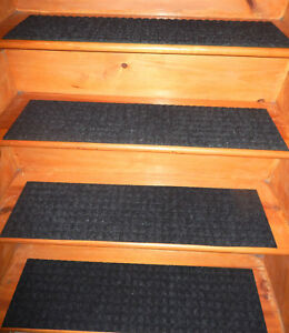 Image Is Loading Step 100 Indoor Outdoor Stair Treads Non Slip