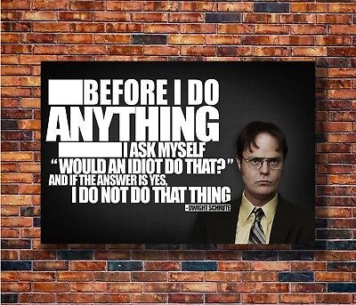 ZA306 The Office TV Series Poster Hot 40x27 36x24 18inch