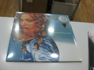 MADONNA-2-LP-RAY-OF-LIGHT-CLEAR-VINYL-SEALED-RSD-2018