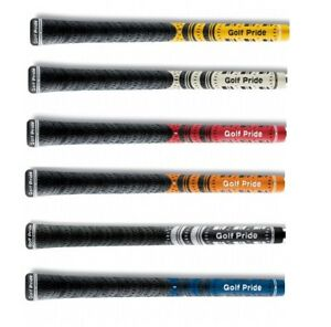 GOLF-PRIDE-MCC-NEW-DECADE-MULTICOMPOUND-GOLF-GRIP-600R-PICK-COLOR-amp-SIZE